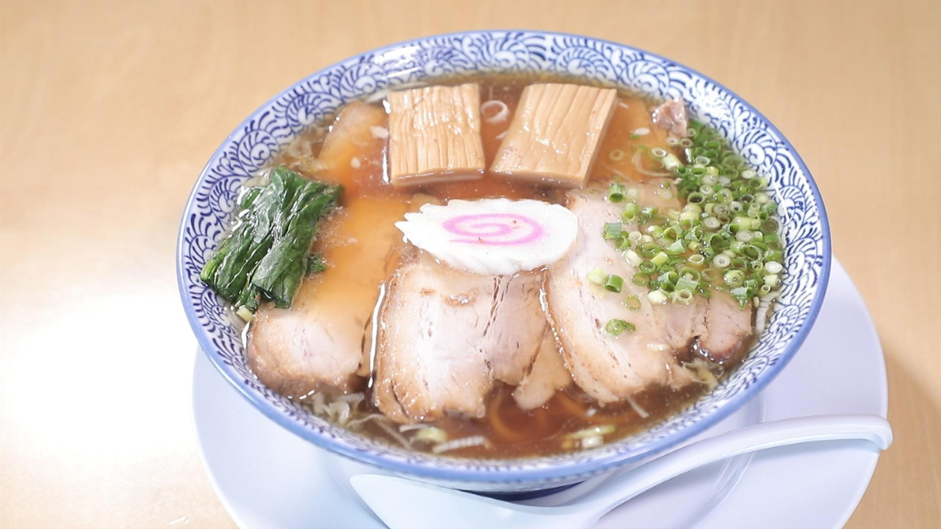 武者気(ちゃーしゅー麺1)