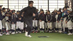 171210_鈴木選手野球教室1