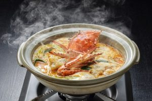 渡り蟹の鍋焼き味噌[1]dddd