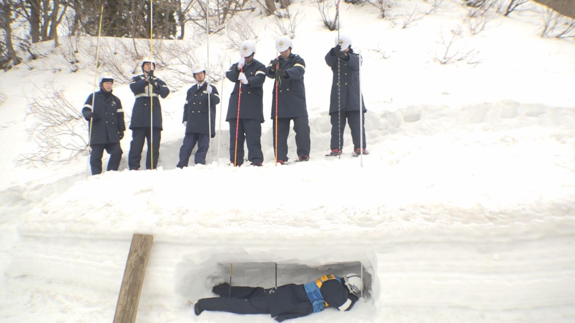 180110_雪害対策訓練