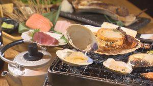 浜焼太郎 料理