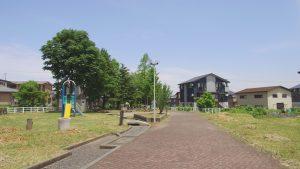 新井緑道公園1