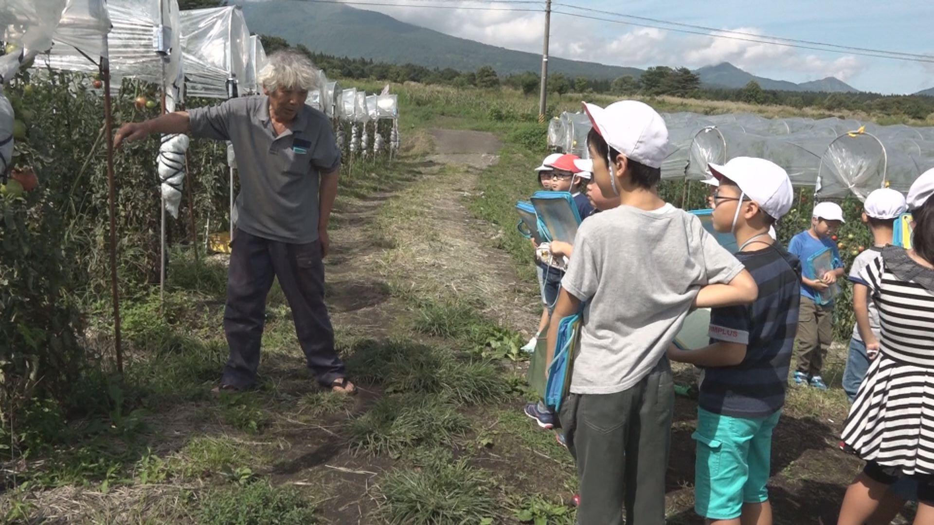 180913_妙高小児童農園見学