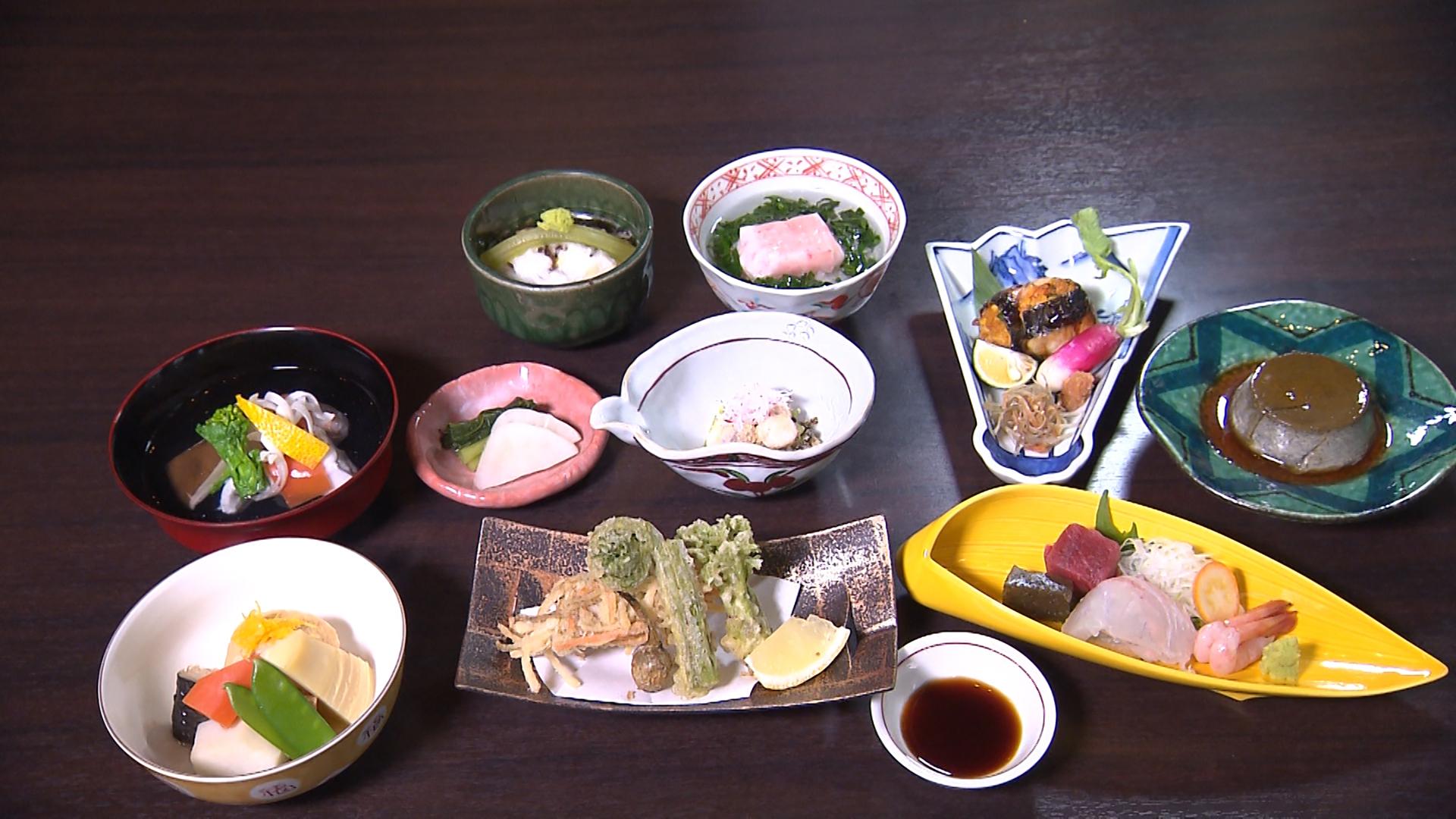きざわ(料理1)