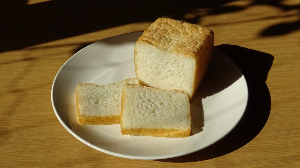 グルテンフリー食パン
