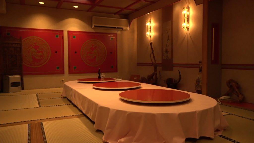 王華飯店(店内3)