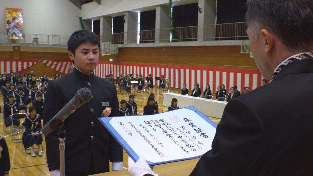190304_妙高高原中卒業式