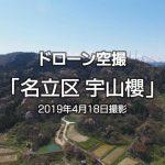 名立区宇山櫻