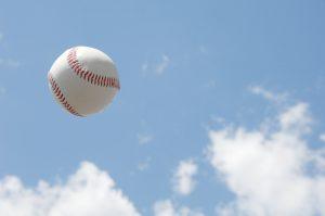 野球キャッチ