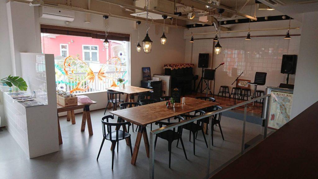 旅カフェ TarTar BASE025  店内雑観