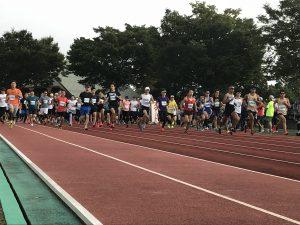 コシヒカリマラソン(去年の様子①)