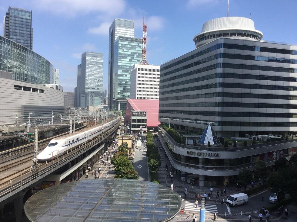 東京交通会館外観