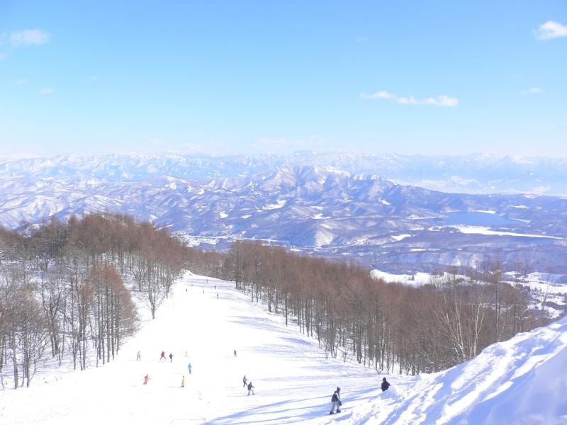 場 原 スキー ノ 妙 高杉