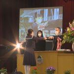月 卒業式