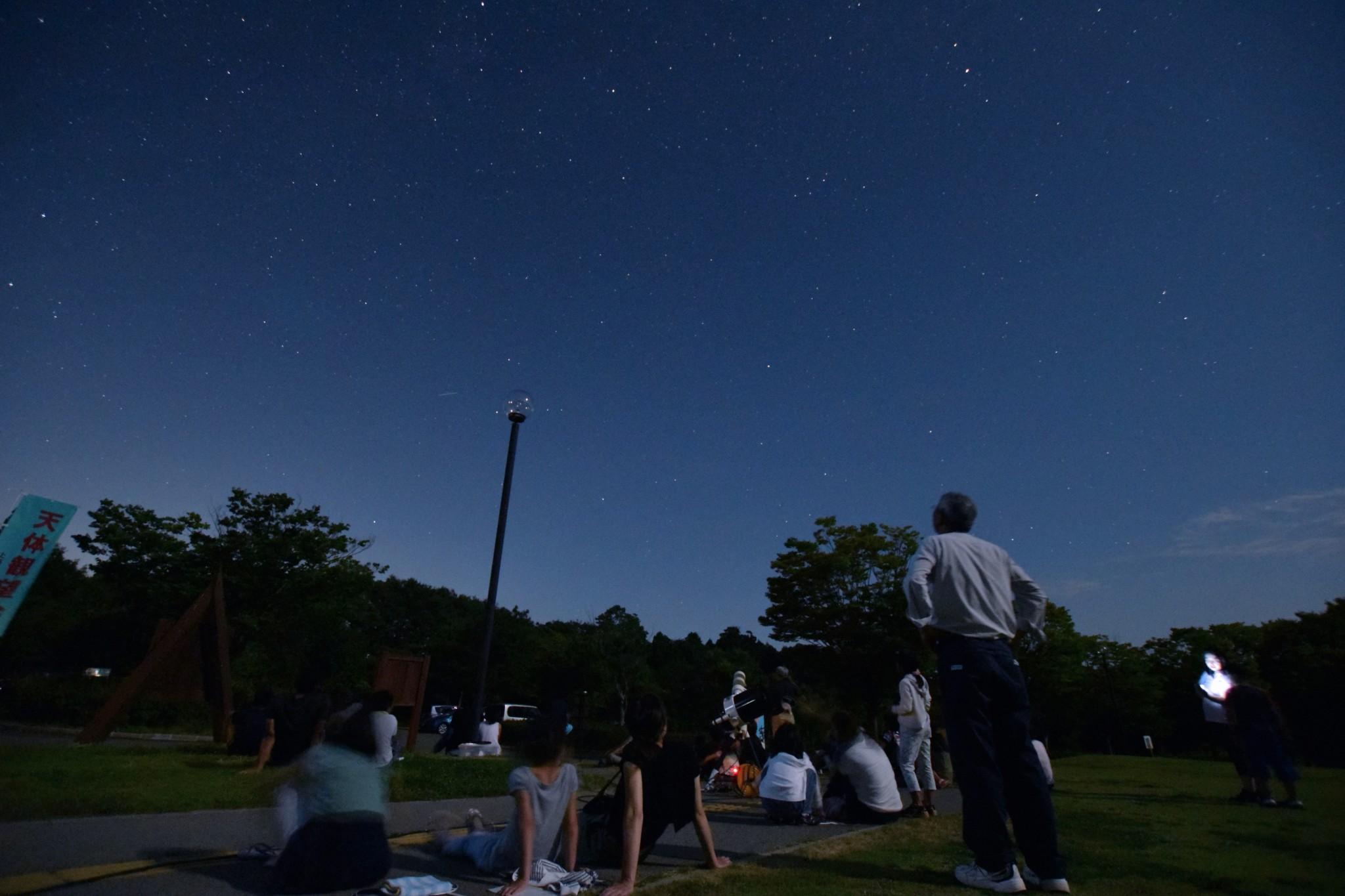 25 星空観察会