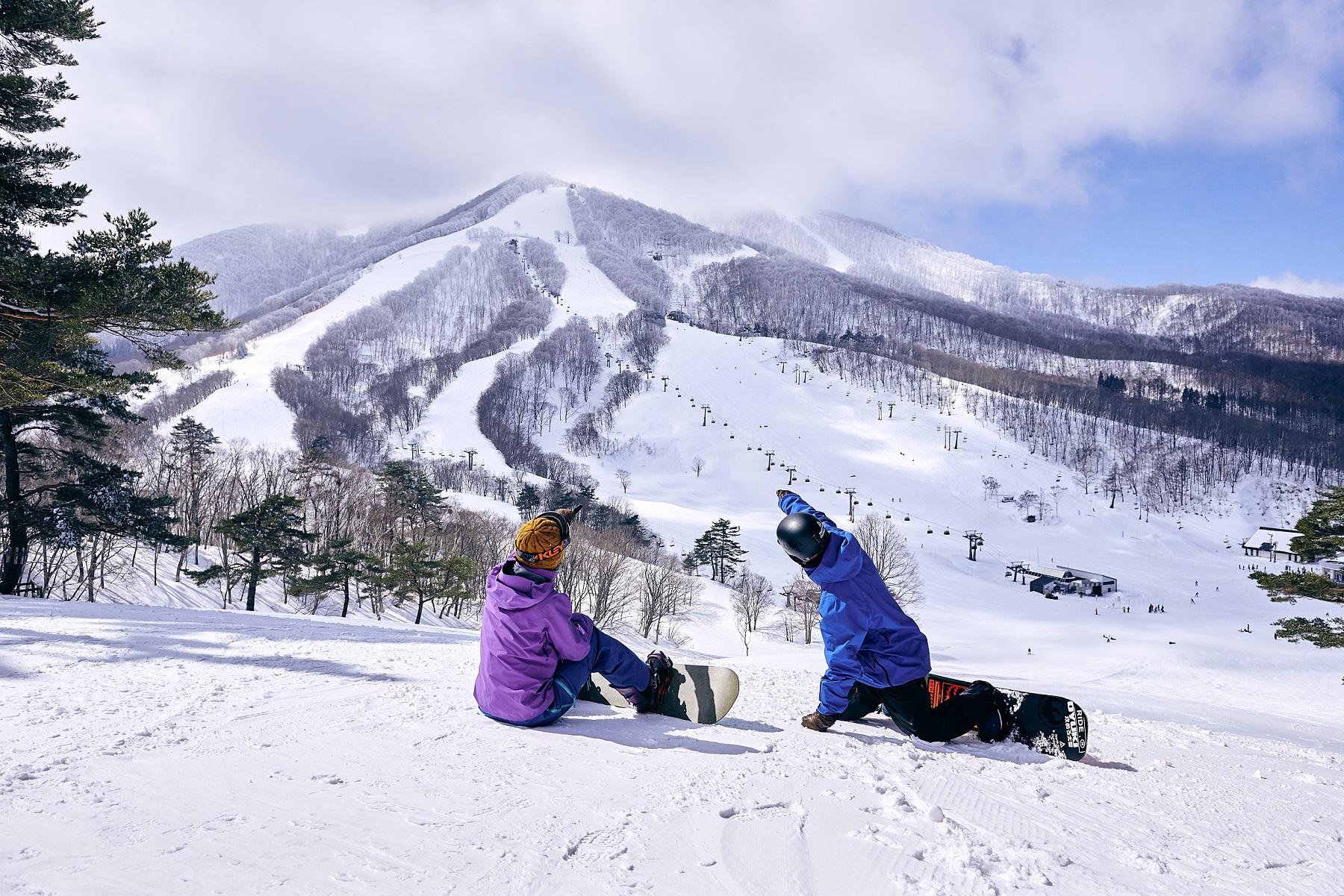 02斑尾高原スキー場