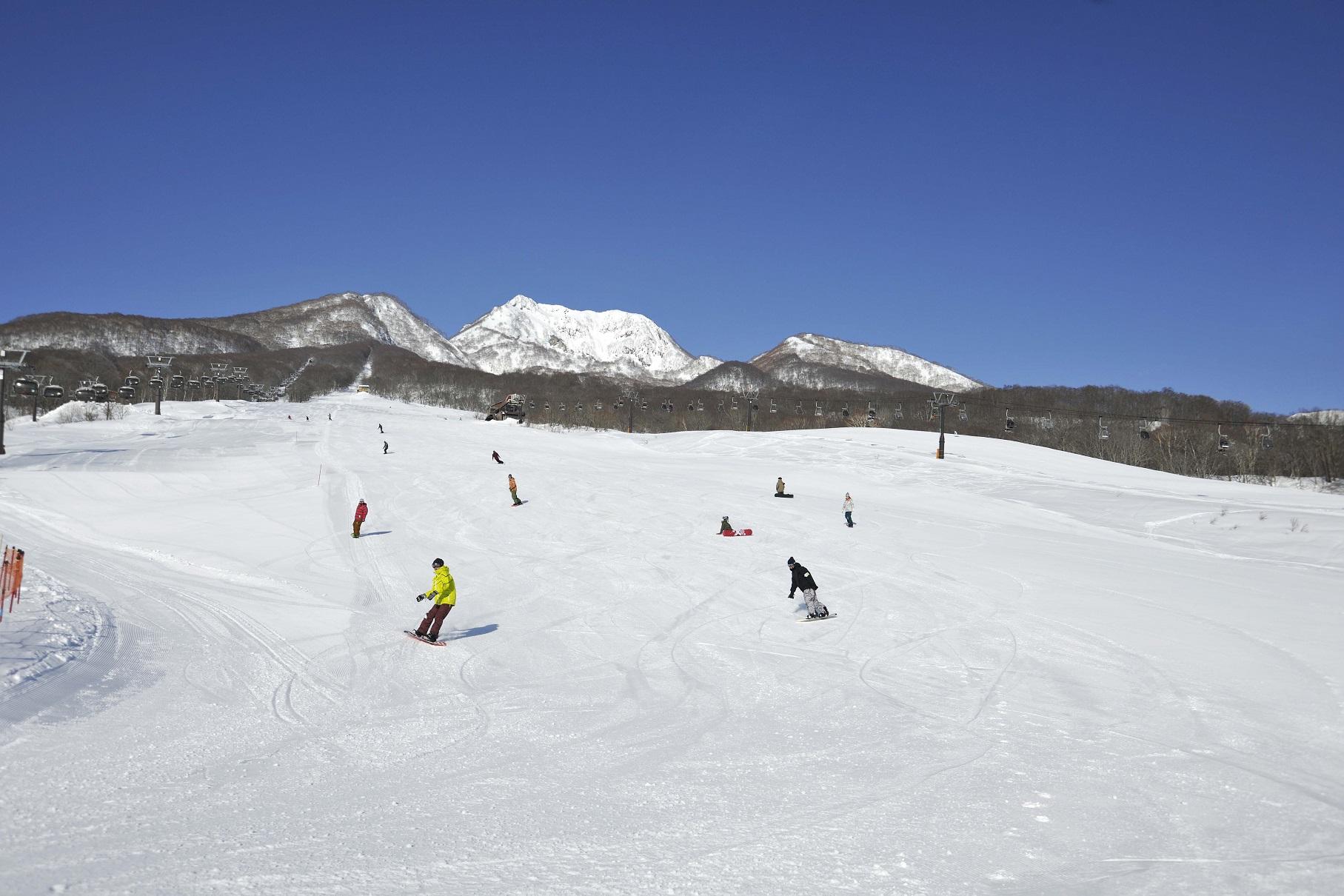 10池の平温泉スキー場