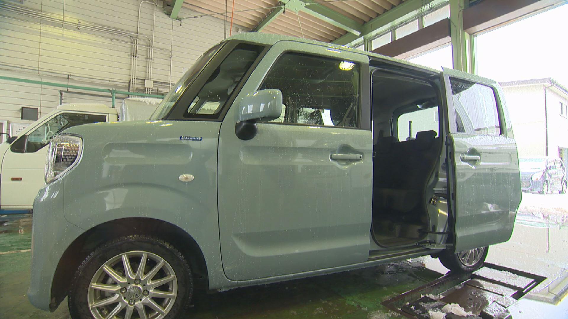 大島自動車 スライドドア車