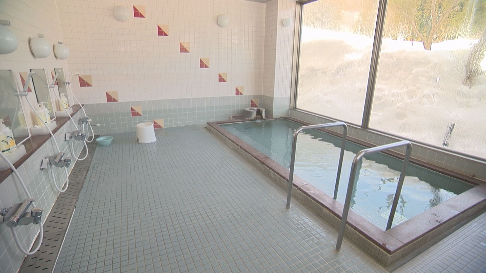 ろばた館 風呂