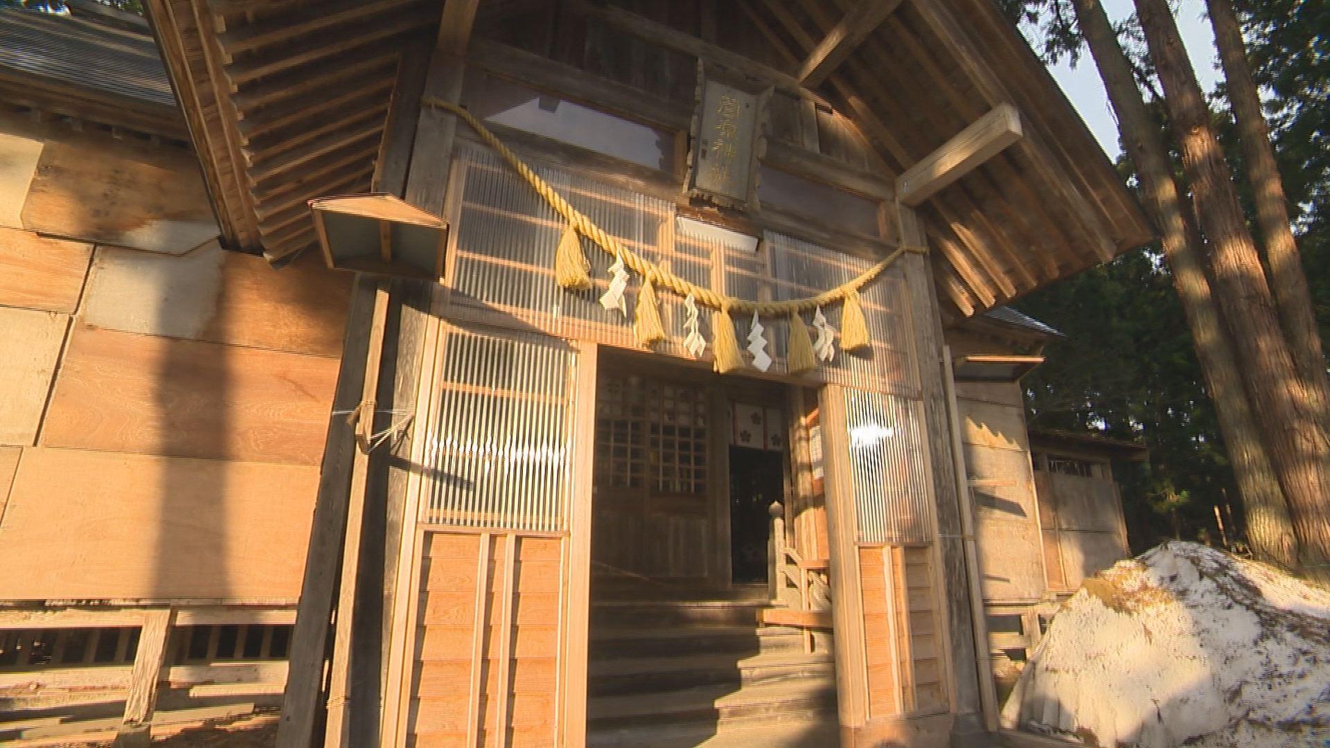 菅原神社(外観)