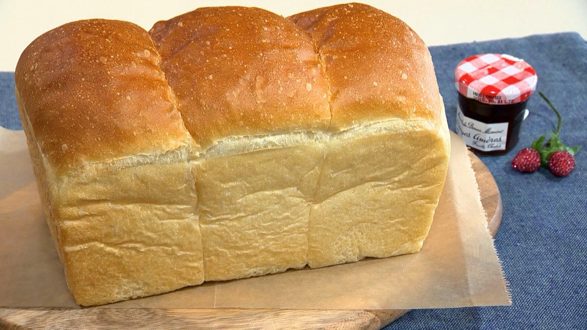 しましま食パン