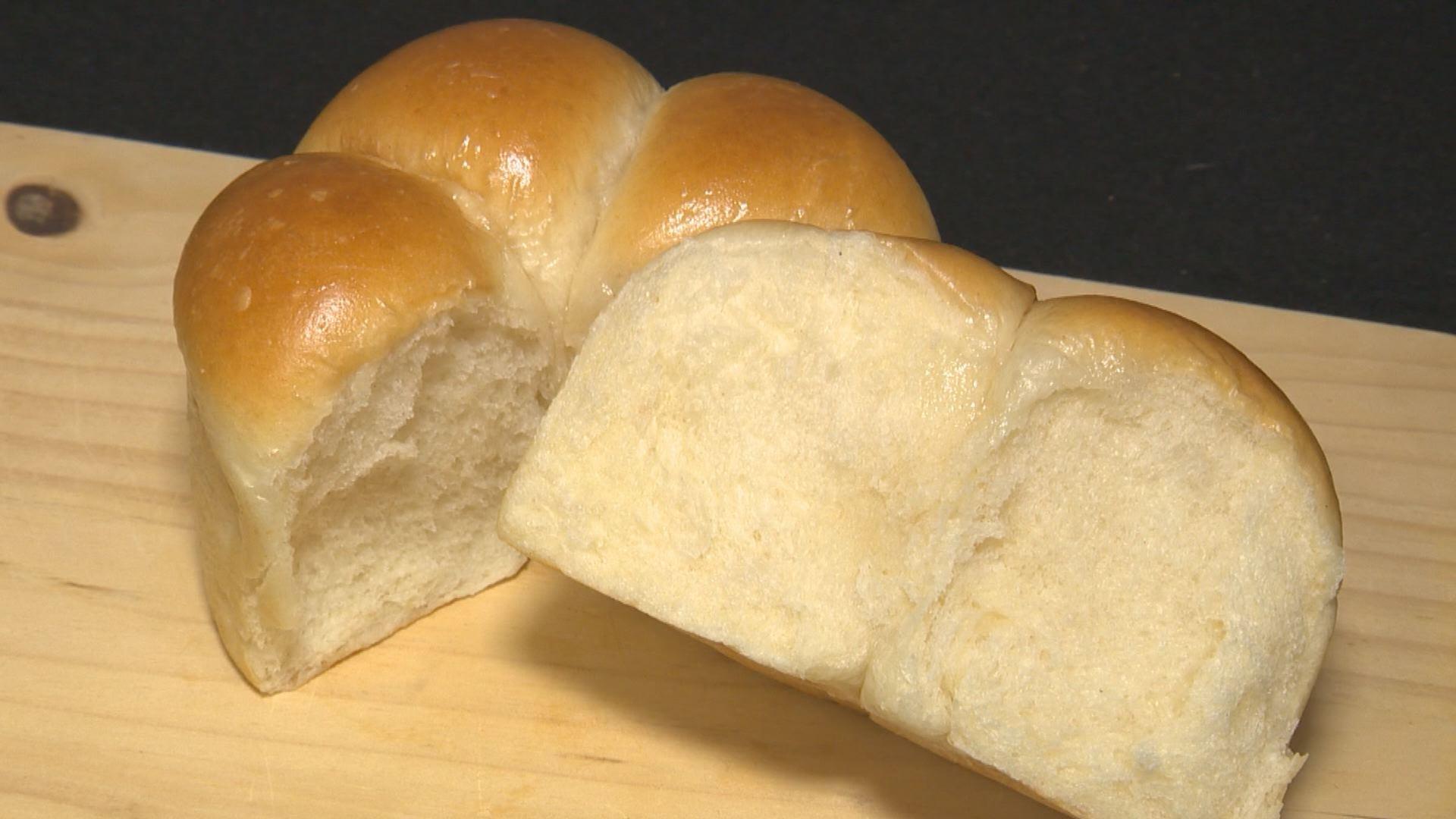 ハレノヒ牛乳パン2