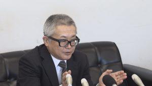 210830_上越市長選後藤氏 立候補断念