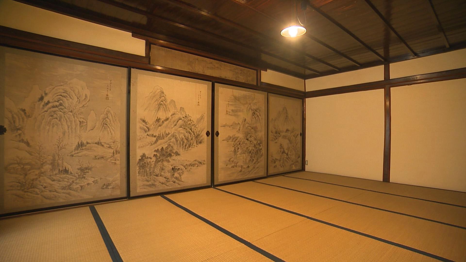 清九郎2階部屋
